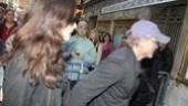 Jerusalem opens – Rachel Weisz – Daniel Craig