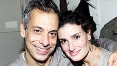 It&#39;s a Wicked reunion for Joe Mantello and Idina Menzel! The original Elphaba couldn&#39;t be happier to support her former director on his return to the stage in The Normal Heart. 