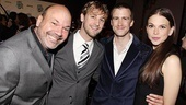 2011 Audience Choice Awards – Casey Nicholaw – Josh Marquette – Gavin Creel – Sutton Foster