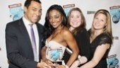 2011 Audience Choice Awards – tktkt – Patina Miller – Sarah Bolt – producer