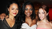 2011 Audience Choice Awards – Karen Olivo – Patina Miller – Sierra Boggess