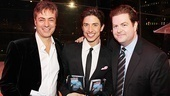 2011 Audience Choice Awards – John Gore – Nick Adams – Paul Wontorek