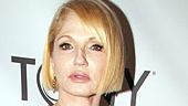2011 Tony Awards Red Carpet  Ellen Barkin