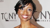 2011 Tony Awards Red Carpet  Montego Glover