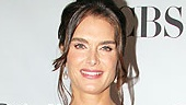 2011 Tony Awards Red Carpet  Brooke Shields