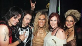 Tiffany at &lt;i&gt;Rock of Ages&lt;/i&gt; - Jeremy Woodard Mitchell Jarvis  MiG Ayesa  Tiffany  Michele Mais