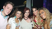 Tiffany at &lt;i&gt;Rock of Ages&lt;/i&gt; - Cody Scott Lancaster  Tessa Alves - Tiffany Emily Williams  MiG Ayesa