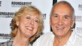<i>Man and Boy</I> meet and greet – Maria Aitken – Frank Langella