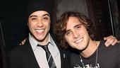 Diego Boneta at &lt;i&gt;Rock of Ages&lt;/i&gt; - Dan Domenech  Diego Boneta