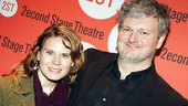 <i>The Blue Flower</i> opening night – Celia Keenan-Bolger – John Ellison Conlee