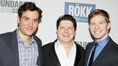 Josh Radnor, Michael McGrath and Rory O'Malley are delighted to share the stage at this special event.
