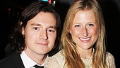 Benjamin Walker and Mamie Gummer share a tender moment on the Porgy and Bess red carpet.
