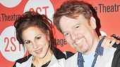 Second Stage Bowling Benefit – Kathy Najimy and Dan Finnerty