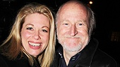 Carrie - Marin Mazzie and Rocco Landesman and 