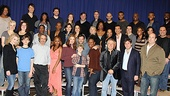 Leap of Faith Meet and Greet  The cast, crew and creative team of Leap of Faith