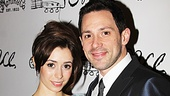 Once opening night  Cristin Milioti  Steve Kazee
