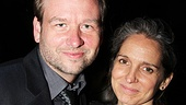 Once opening night  Dallas Roberts  Christine Jones