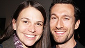 Now. Here. This. Opening Night – Sutton Foster – Aaron Lazar