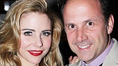 Kerry Butler is all smiles with her husband, Joe Mazzarino.
