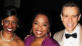Hockadoo! Oprah can&#39;t get enough of the talented Montego Glover and Adam Pascal. Let this duo mesmerize you at the Shubert Theatre!
