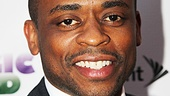 Magic.Bird Opening Night  Dule Hill