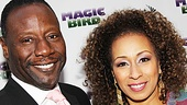 Magic.Bird Opening Night  Tamara Tunie - Greg Generet 