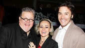 One Man, Two Guvnors opening night  Martyn Ellis  Tracie Bennett  Tom Pelphrey