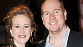 Don't Dress For Dinner – Opening Night – Katie Finneran – Darren Goldstein