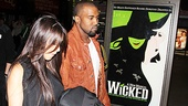 Wicked  Kim Kardashian  Kanye West