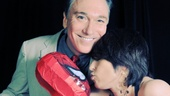 2012 Audience Choice Awards Photo Booth  - Patrick Page – Paige Davis