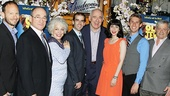 Old Jews Opening Night  Sam Hoffman  Todd Susman  Marilyn Sokol  Marc Bruni  Lenny Wolpe  Audrey Lynn Weston  Bill Army  Daniel Okrent