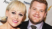 Drama Desk Awards 2012  Tracie Bennett  James Corden