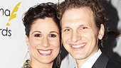 Drama Desk Awards 2012  Stephanie J. Block Sebastian Arcelus