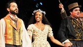 As You Like It Opening Night – Andrew Hovelson - Renee Elise Goldsberry – Oliver Platt