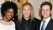 David Bryan Grand Piano to State Department – Dan'yelle Williamson - David Bryan - Kevin Massey