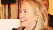 David Bryan Grand Piano to State Department – Hilary Clinton
