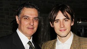 Robert Cuccioli Celebrates Spider-Man Debut  Robert Cuccioli  Reeve Carney 