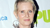 Tony and Emmy winner Cynthia Nixon has been a fan of Shakespeare in the Park for decades.