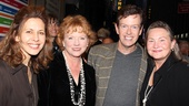 A quartet of talented actors: Jessica Hecht, Becky Ann Baker, Dylan Baker and Cherry Jones.
