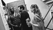 Starcatcher-Backstage-Isaiah Johnson-Teddy Bergman-Celia Keenan-Bolger