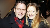 The Madrid  Opening Night  Steven Pasquale  Marin Ireland 