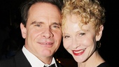 Peter Scolari shares the evening with lovely Broadway vet Tracy Shayne.