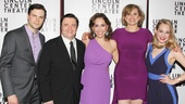 Congrats to The Nance stars Jonny Orsini, Nathan Lane, Andrea Burns, Cady Huffman and Jenni Barber on opening this powerful new play.