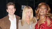 A very Kinky lineup: Alexa Ray Joel, Stark Sands, Christie Brinkley and Billy Porter can&#39;t get enough of these boots!