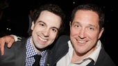 2013 Audience Choice Awards- Rob McClure- Bertie Carvel