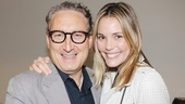 Reasons to be Happy- Bernie Telsey- Leslie Bibb