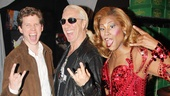 Stark Sands and Billy Porter get in touch with their inner rock gods, thanks to Twisted Sister's Dee Snider.