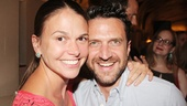 Tony winner Sutton Foster reunites with Raul Esparza, her co-star in Encores!' Anyone Can Whistle. Sutton is headed to City Center on July 17 for a single performance of Violet. Congrats, Raul, and break a leg, Sutton!