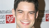 Tony nominee and recent Broadway.com Star of the Week Jeremy Jordan looks as handsome as always as he walks the red carpet.