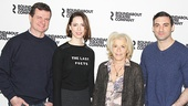 Machinal – Press Event – Michael Cumpsty – Rebecca Hall – Suzanne Bertish - Morgan Spector